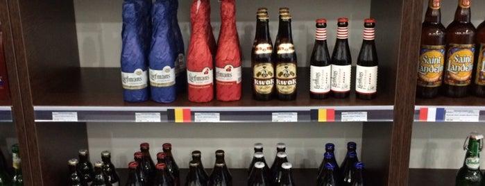 Пивотека «Пивная Карта» is one of My beer places.