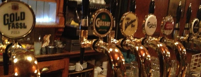 Flanagans Irish Pub is one of Craft Beer Vienna.