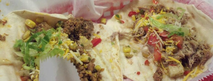 Five Tacos is one of ITP Foodies List.