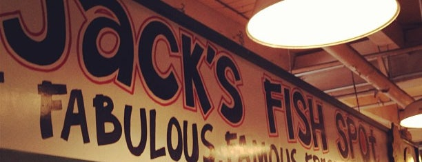 Jack's Fish Spot is one of Seattle.
