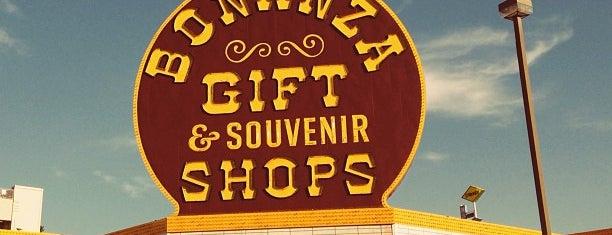 Bonanza Gift & Souvenir (World's Largest Gift Shop) is one of Las Vegas.