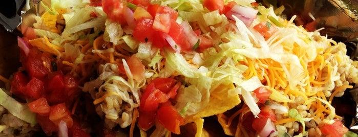Go Burrito! is one of RC: сохраненные места.