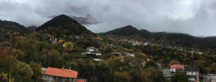 Agnanta is one of Amazing Epirus.