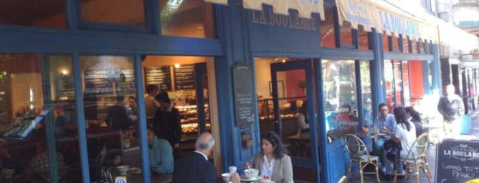 La Boulange de Columbus is one of San Francisco places.