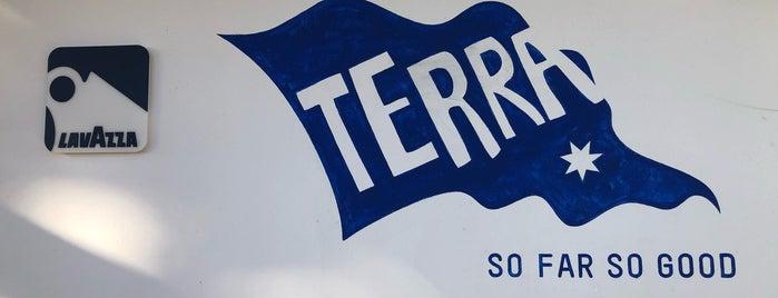 Terra is one of Purtugal.