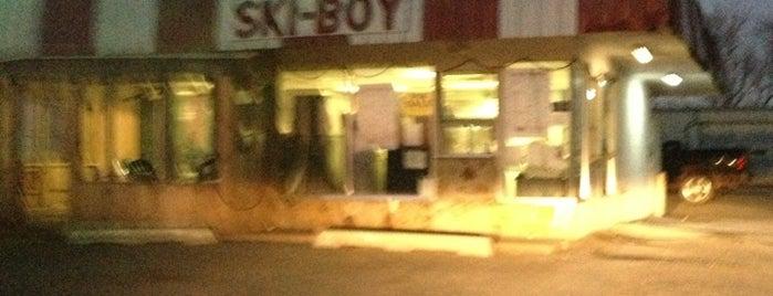 SKI-BOY is one of Orte, die Kerry gefallen.
