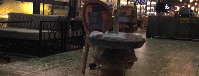 Balkon Cafe & Restaurant is one of İstanbul-İzmir-Bodrum.