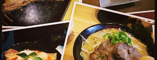 Kinton Ramen is one of Toronto Must-Try Noms.