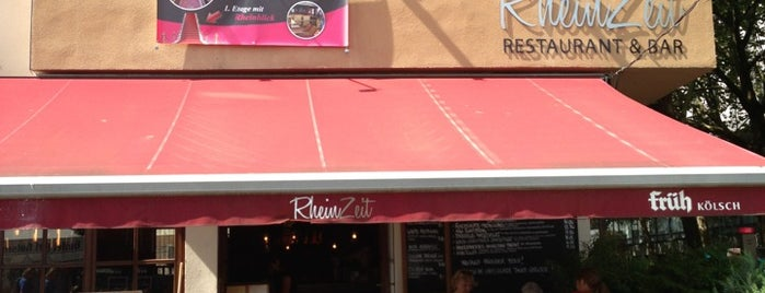 RheinZeit is one of Ristoranti & Pub 2.
