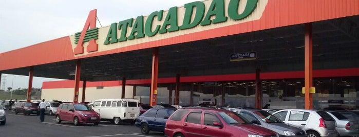 Atacadão Taubaté is one of Posti che sono piaciuti a Carolina.