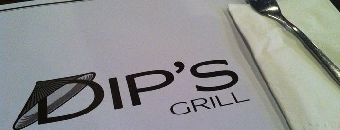 Dip's Grill is one of Orte, die Philip gefallen.