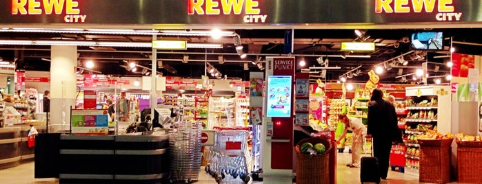 REWE CITY is one of Sonerさんのお気に入りスポット.