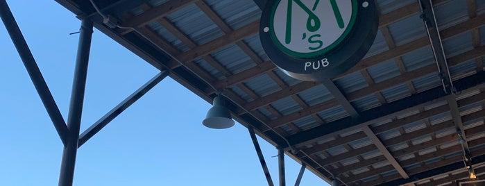 M's Pub is one of Nolfo Nebraska Foodie Spots.