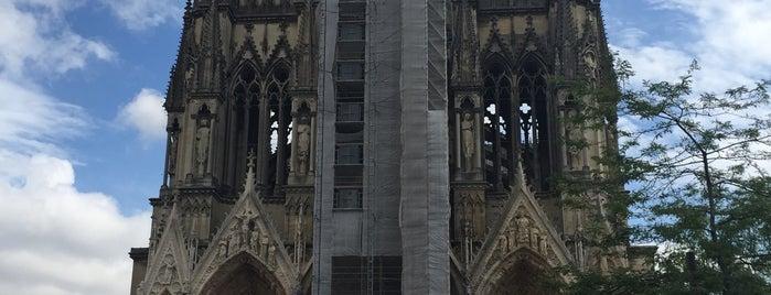 Cattedrale di Nostra Signora di Reims is one of PARIS.