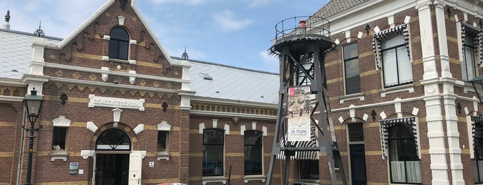 Muzee Scheveningen is one of Museums that accept museum card.