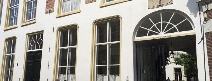 kapucijnenhof is one of Breda.