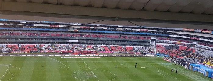 Zona Palcos Estadio Azteca is one of Stephaniaさんのお気に入りスポット.