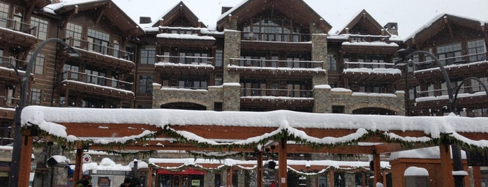 The Village at Northstar California™ Resort is one of Gespeicherte Orte von Joshua.