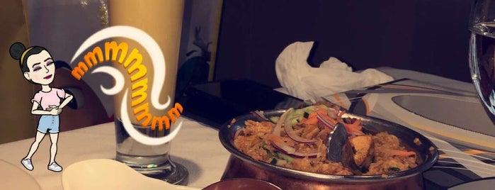 Memories of India is one of London food.