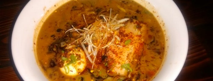 High Five Ramen is one of West Loop Good Eats.