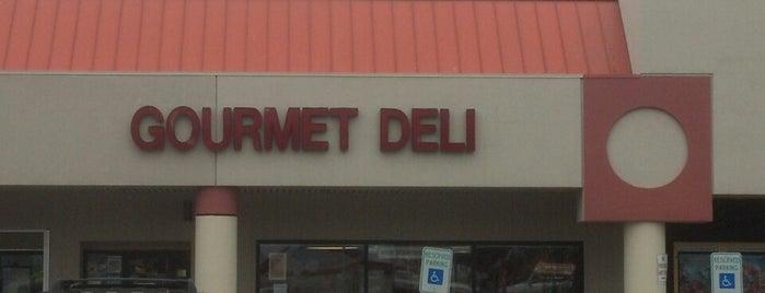Preakness Gourmet Deli is one of Gespeicherte Orte von K..