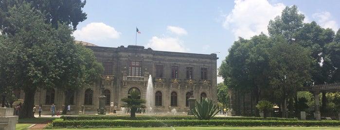 Museo Nacional de Historia (Castillo de Chapultepec) is one of Sandra'nın Beğendiği Mekanlar.