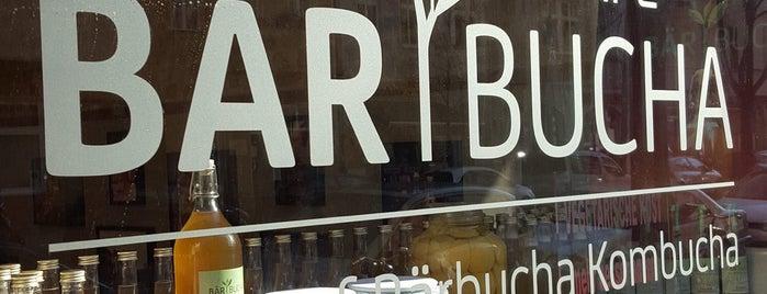 Café Bärbucha is one of Berlin.