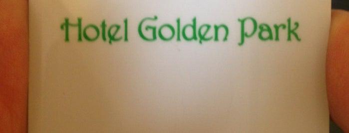 Hotel Golden Park is one of INDAIATUBA.