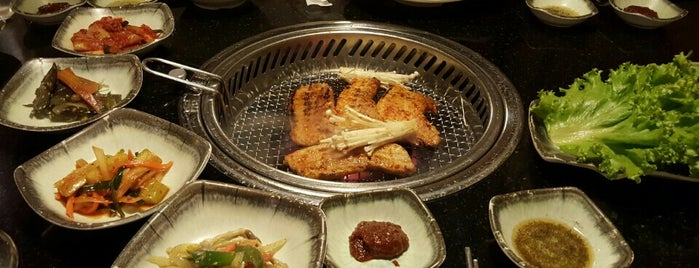 Bulgogi B.B.Q. 26 is one of Just try it.