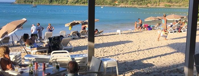Anse Marcel Beach is one of St. Maarten.
