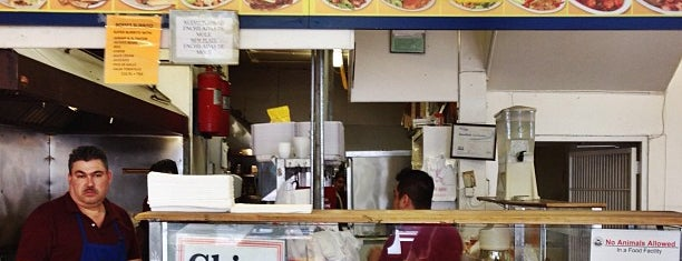 Taquerias El Farolito is one of San Francisco Eats.