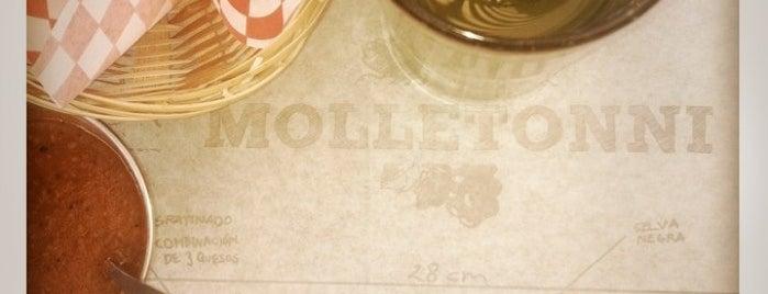 Molletonni Cucina & Bar is one of Posti salvati di Karen 🌻🐌🧡.