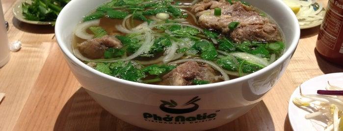 PhoNatic Vietnamese Cuisine is one of Cedar Park Foodie.