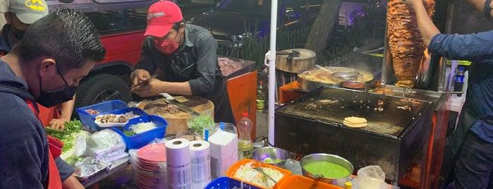 Tacos Los Juanes is one of TAQUERIA.