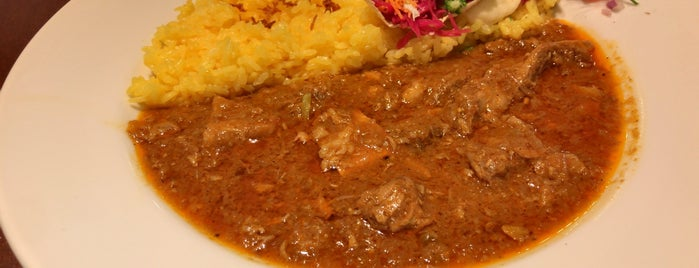 Mrs dada is one of TOKYO-TOYO CURRY-5.
