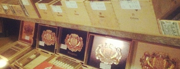 Diplomat Cigars is one of Estebanさんのお気に入りスポット.