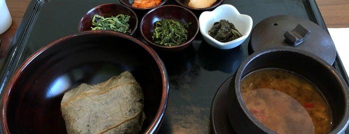 Balwoo Gongyang is one of 🇰🇷.