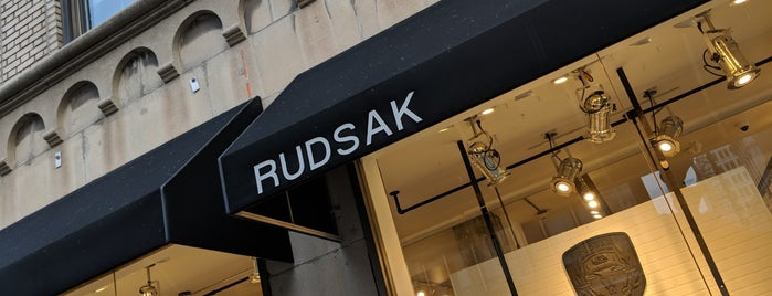 Rudsak is one of Montreal 2018.