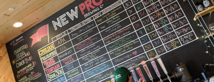 New Province Brewing Company is one of To-Do in NW Arkansas 2017.