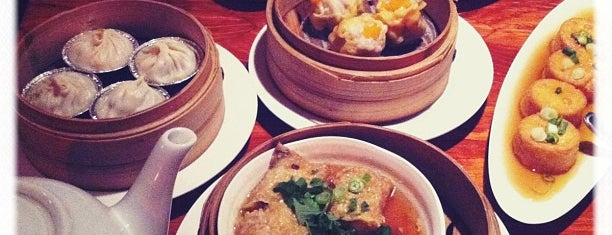 Bao Dim Sum House is one of LA.
