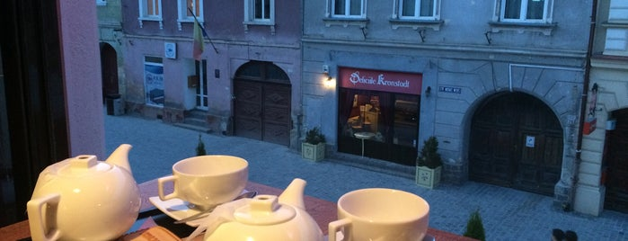 Ceainăria Open Heart is one of No coffee, no workee.