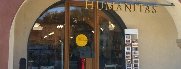 Librăria Humanitas is one of สถานที่ที่ Thomas ถูกใจ.