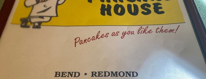 The Original Pancake House is one of Bend.