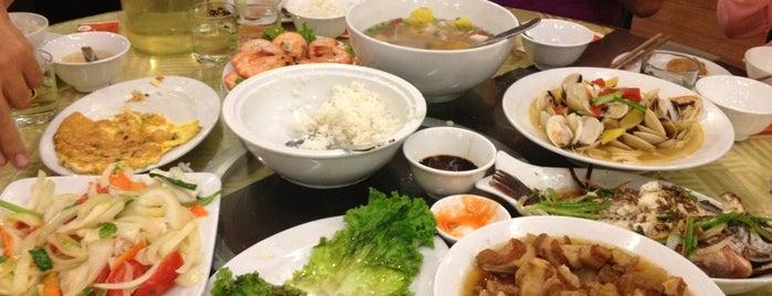 Hải Âu Restaurant is one of Posti che sono piaciuti a Katy.