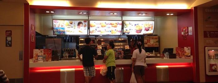 KFC is one of Locais curtidos por Yodpha.