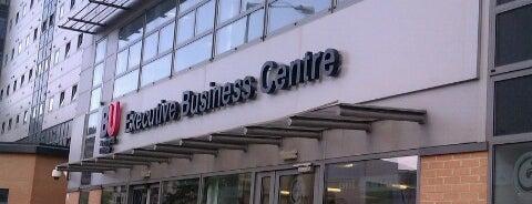 Executive Business Centre is one of Tempat yang Disukai Alex.