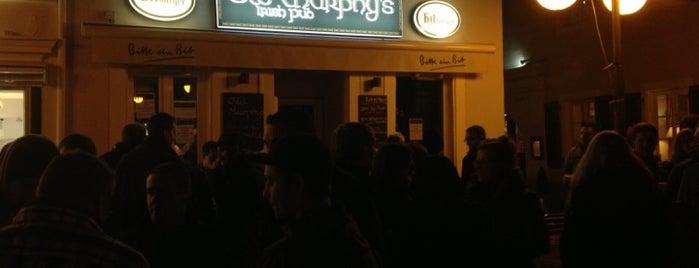 Old Murphy's Irish Pub is one of Locais salvos de Holger.