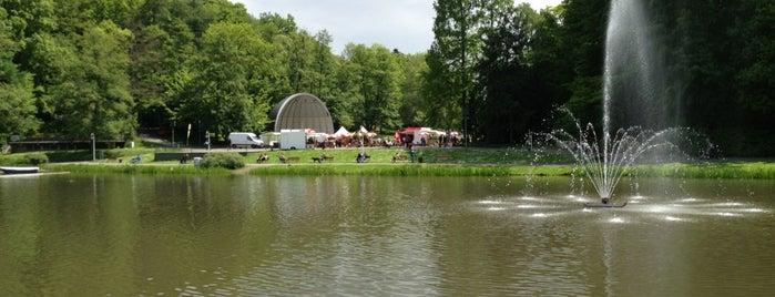 Deutsch-Französischer Garten is one of 4sq365de (1/2).