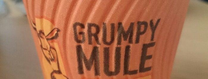 Grumpy Mule Coffee Bar is one of Leeds Beckett University Buildings.