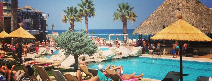 Starbeach is one of Hanya- heraklion.